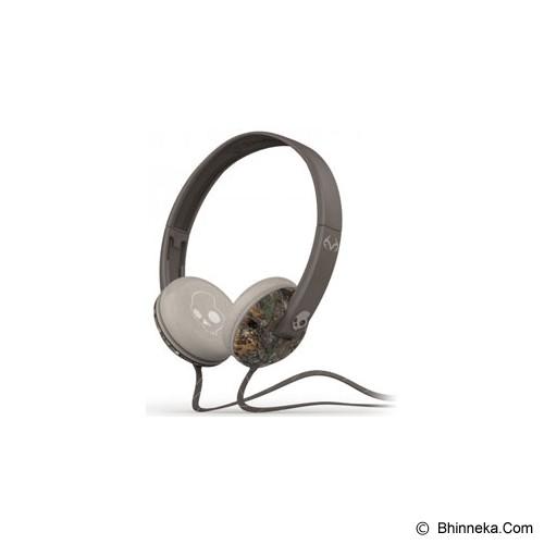 SKULLCANDY Uprock w/Mic [S5URFY-325] - Realtree/Orange/Lt.Gray - Headphone Full Size